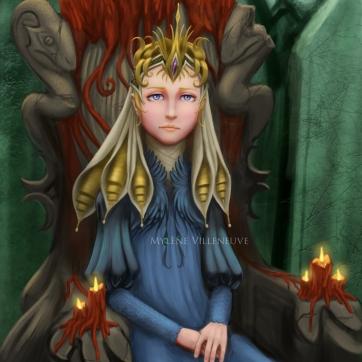 Imperatrice de Fantasia\Fantasia's Empress