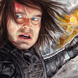 Bucky, prints available: 4X6, 8x12, 11x17