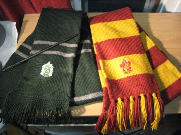 Foulards Harry Potter