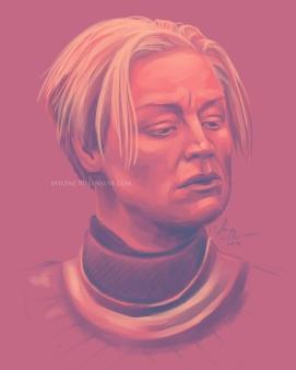 Brienne\Gwendoline Christie