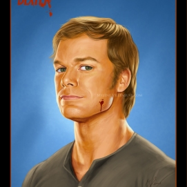 Dexter, prints available: 8 x 10