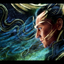 Loki, prints available:4x6, 8x12, 12 x 18
