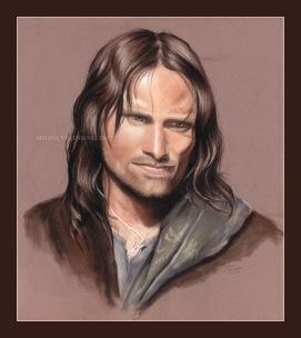 Aragorn\Vigo Mortensen