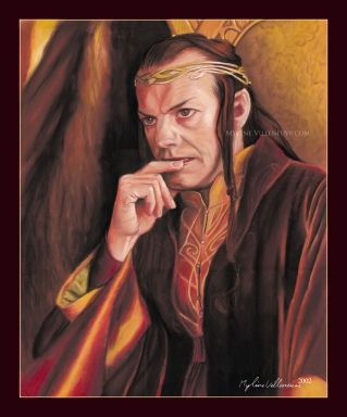 Elrond, prints available 8 x 10