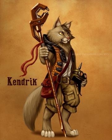 Kendrik, prints available 5 x 7