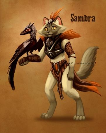 Sambra, prints available 5 x 7
