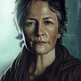 Carol, prints available: 8 x 12