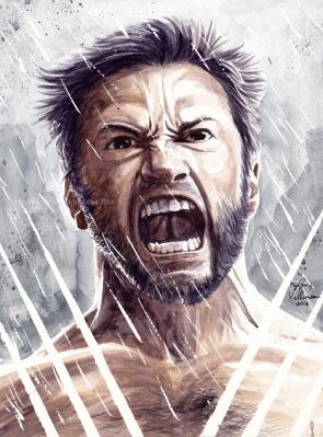 Hugh Jackman\Wolverine