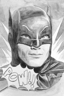 Adam West\Batman