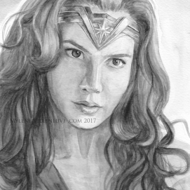 Gal Gadot\Wonder Woman